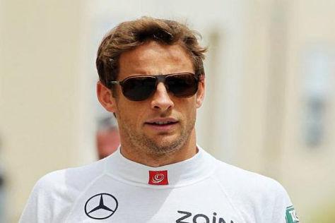 Button ist das Lachen angesichts des Reifendramas von Silverstone vergangen