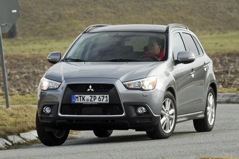 Mitsubishi ASX: Rückruf