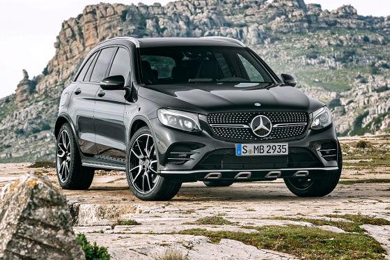Mercedes Glc Coupe Tuning >> Mercedes-Benz GLC: Vorstellung, PS, Marktstart und Preis ...