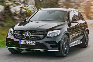 Mercedes-Benz GLC: Vorstellung und Preis