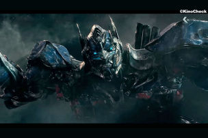 Erster Transformers-Trailer
