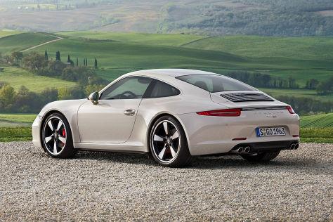 """Porsche 911 """"50 Jahre"""""""