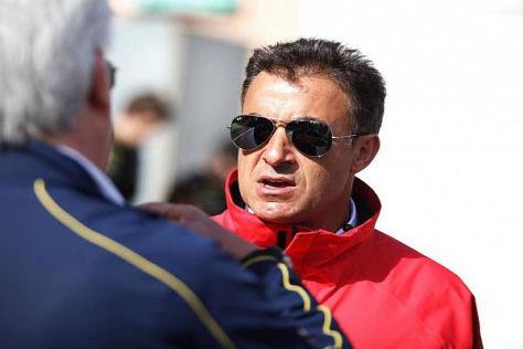 Jean Alesi fand den Nürburgring nie besonders anspruchsvoll