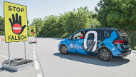 Vision Zero Vehicle: System gegen Falschfahrer