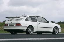 Knaller mit Cosworth-Herz