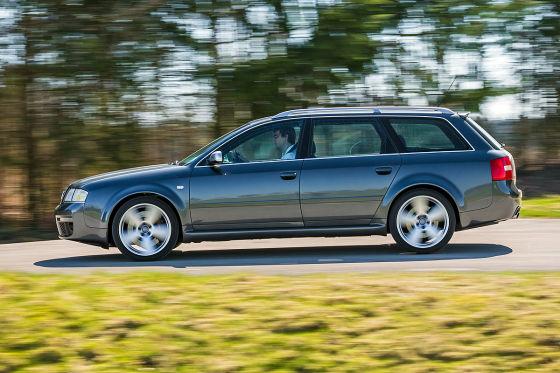 Audi RS 6 Avant C5