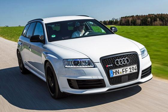 Audi RS 6 Avant C6