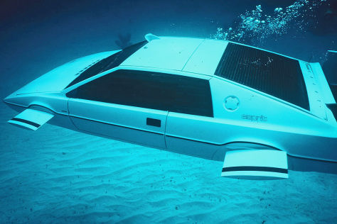 "Lotus Esprit ""007 Submarine"": RM-Auktion"