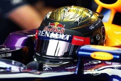 Sebastian Vettel geht bei seinem Heimspiel von Platz zwei aus ins Rennen