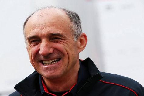 Franz Tost hofft, dass es einer seiner beiden Piloten ins Red-Bull-Cockpit schafft