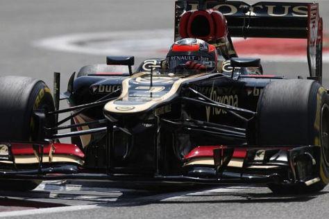 """""""Iceman"""" Kimi Räikkönen machte es bis zum Schluss spannend"""