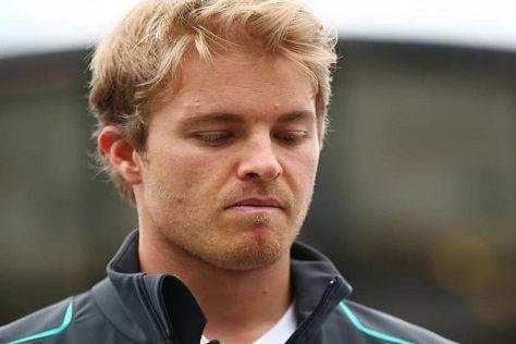 Nico Rosberg hatte auf einen Heimsieg am Nürburgring gehofft