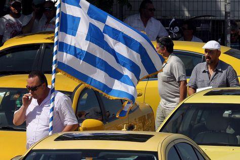 Griechenland: Luxussteuer auf größere Autos