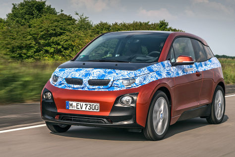BMW i3: Fahrbericht