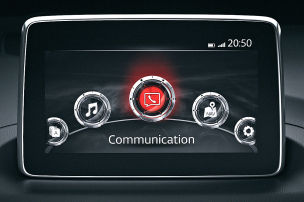 Mazda3 geht online