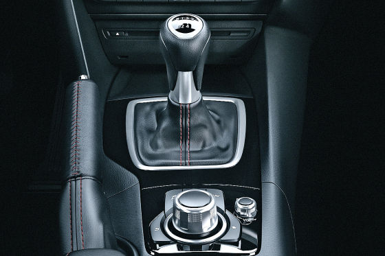 Mazda3 (2013): Neues Multimedia-System