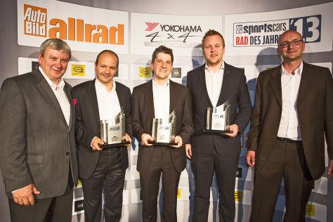Rad des Jahres 2013: Gewinner