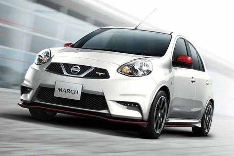 Nissan Micra Nismo (2013): Vorstellung