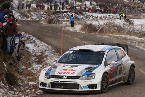 Die Rallye Monte Carlo schlägt 2014 ihre Zelte in Sebastien Ogiers Heimatstadt auf