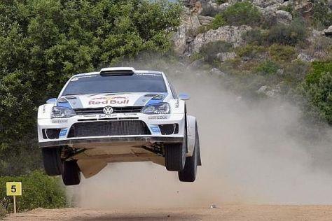 Sebastien Ogier und Volkswagen sind die Überflieger der WRC-Saison 2013