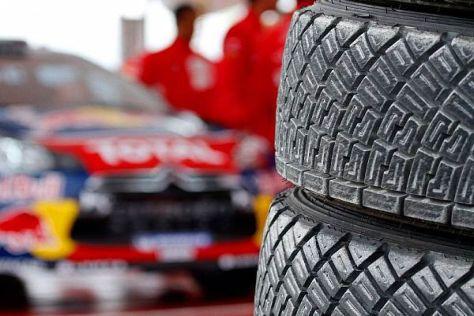 In der Saison 2014 müssen sich die Teams nicht mehr auf eine Reifenmarke festlegen
