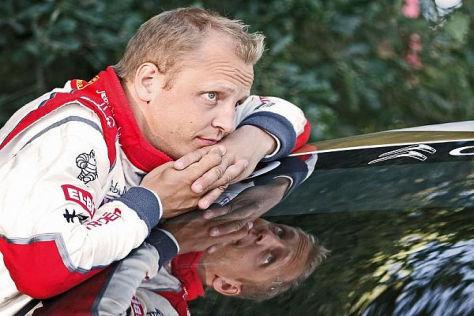 Mikko Hirvonen wird voraussichtlich auch in diesem Jahr nicht Weltmeister werden