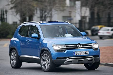 VW Taigun Concept: Vorstellung