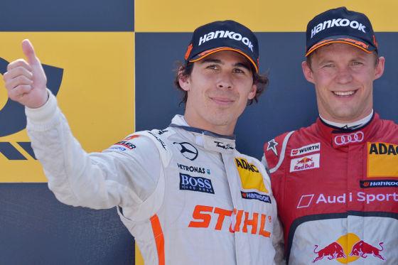 Audi verliert Ekströms DTM-Heimsieg