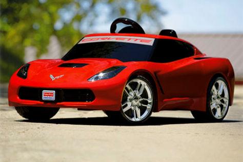 Corvette von Fisherprice