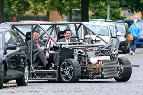 Elektroauto mobile der technischen universit t for Mobel in braunschweig