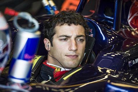 Ricciardo bekommt die große Chance, Horner und Co. zu beeindrucken