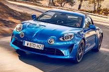 Renault Alpine Erlkönig