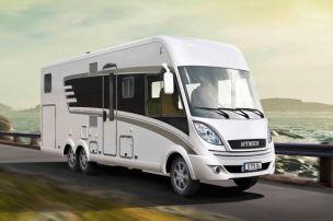 Hymer-Reisemobile