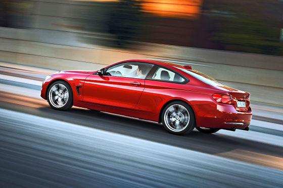 BMW 435i Coupé: So fährt sich der neue BMW 4er - autobild.de