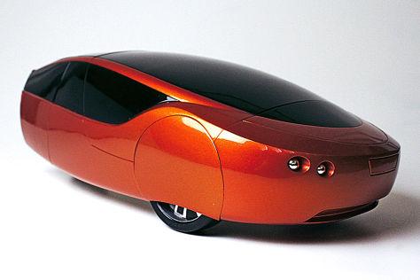 Urbee 2 Hybridauto