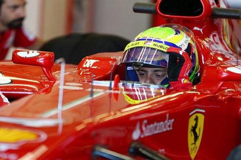 Felipe Massa scheint von Pirellis Weiterentwicklung stark zu profitieren