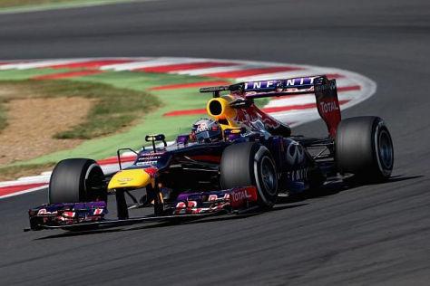 Sebastian Vettel nimmt Kurs auf seinen ersten Formel-1-Sieg am Hungaroring