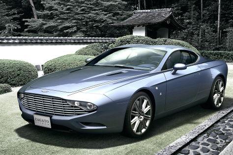 Aston Martin Zagato DBS Coupé