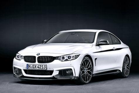 BMW 4er Coupé M-Paket