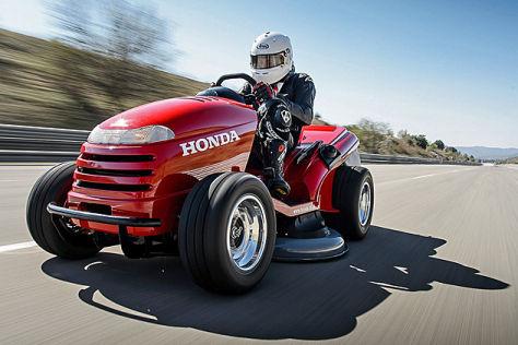 Honda Rasenmäher Mean Mower