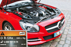 Daimler stellt Ersatzautos