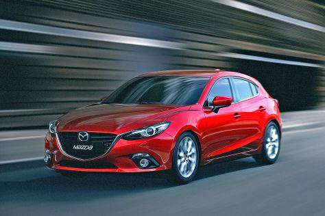 Mazda3: die dritte Generation