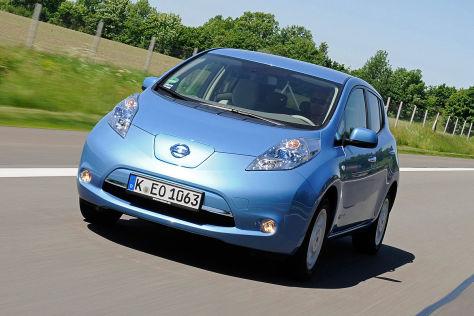 Renault-Nissan: 100.000 E-Autos verkauft