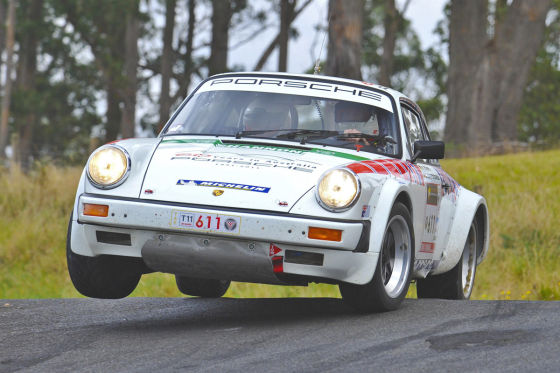 Porsche 911 SC San Remo