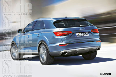 BMW X7 Illustration Illustration