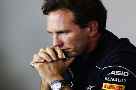 Christian Horner muss sich zwischen drei talentierten Piloten entscheiden