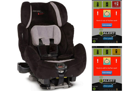 "Tomy ""True Fit IAlert car seat"" Kindersitz"