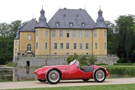 Schloss Dyck Classic Days 2013: Vorschau