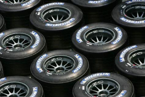 Kehren die Michelin-Reifen bald in die Formel 1 zurück?