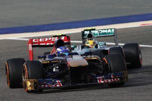 Hamilton hält Ricciardo für den besten Rookie